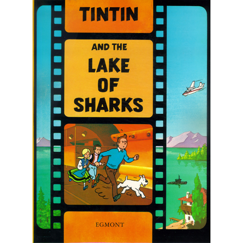 Tintin and the Lake of Sharks (BOK)