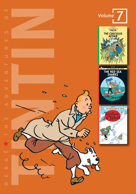 Adventures of Tintin: Volume 7 (Compact Editions) (BOK)