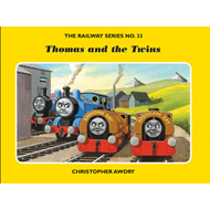 The Railway Series No. 33: Thomas and the Twins (BOK)