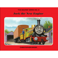 The Railway Series No. 34: Jock the New Engine (BOK)
