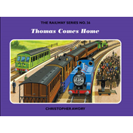 The Railway Series No. 36: Thomas Comes Home (BOK)