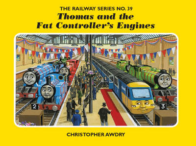 The Railway Series No. 39: Thomas and the Fat Controller's Engines (BOK)