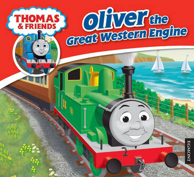 Thomas & Friends: Oliver (BOK)