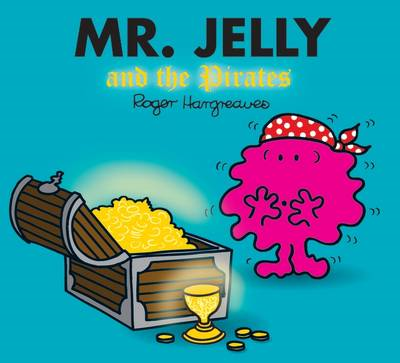 Mr. Jelly and the Pirates (BOK)