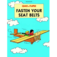 Quick & Flupke: Fasten Your Seat Belt (BOK)