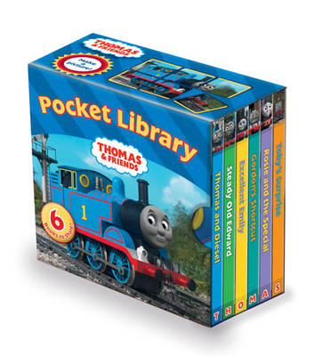 Thomas and Friends Pocket Library (BOK)