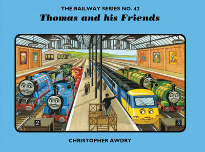 The Railway Series No. 42: Thomas and His Friends (BOK)