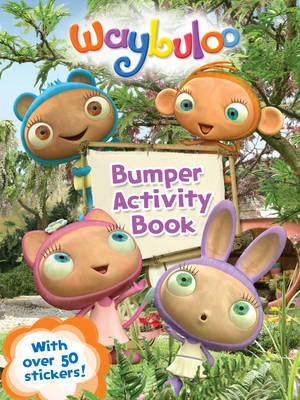 Waybuloo Bumper Activity Book (BOK)