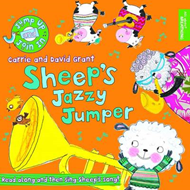 Sheep's Jazzy Jumper (BOK)