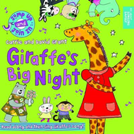 Giraffe's Big Night (BOK)