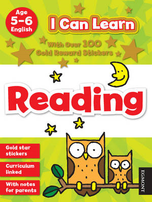 I Can Learn: Reading (BOK)