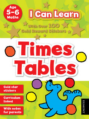 I Can Learn: Times Tables (BOK)