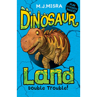 Dinosaur Land: Double Trouble! (BOK)