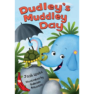 Dudley's Muddley Day (A Silly Safari Book): Red Banana (BOK)