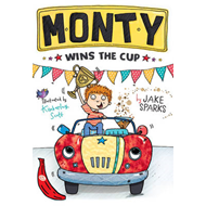 Monty Wins the Cup: Red Banana (BOK)