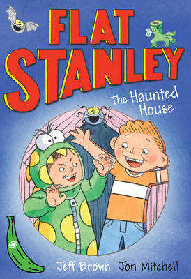 Flat Stanley and the Haunted House (BOK)