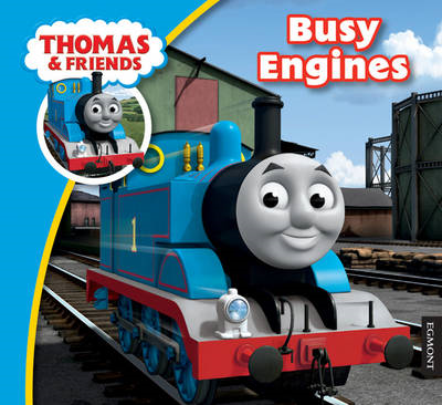 Thomas & Friends Busy Engines (BOK)