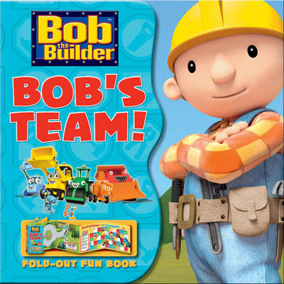 Bob the Builder: Bob's Team! (BOK)