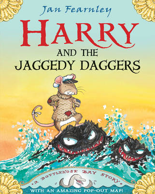 Harry and the Jaggedy Daggers (BOK)