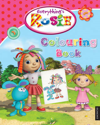 Everything's Rosie Colouring Book (BOK)