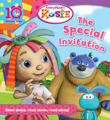 Everything's Rosie the Special Invitation (BOK)