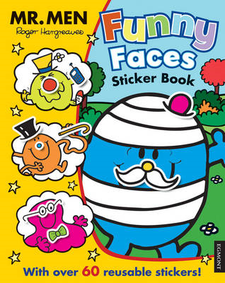 Mr. Men Funny Faces (BOK)