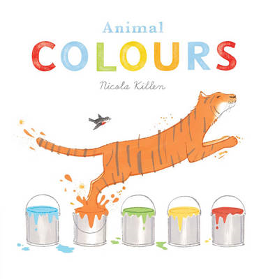 Animal Colours (BOK)
