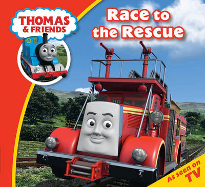 Thomas & Friends Race to the Rescue! (BOK)