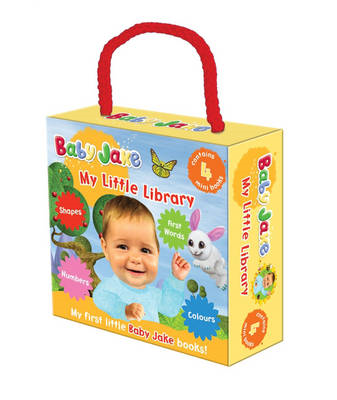 Baby Jake My Little Library (BOK)