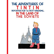 Tintin in the Land of the Soviets (BOK)
