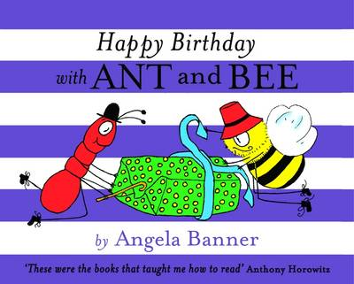 Happy Birthday with Ant and Bee (BOK)