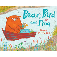 Bear, Bird and Frog (BOK)