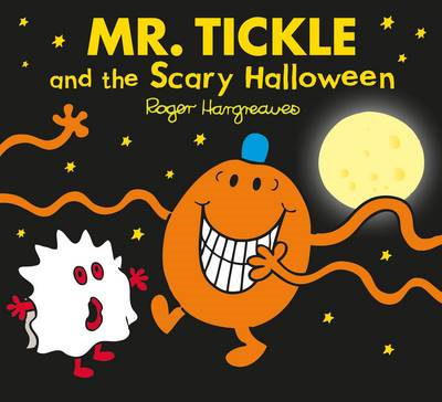 Mr. Tickle and the Scary Halloween (BOK)