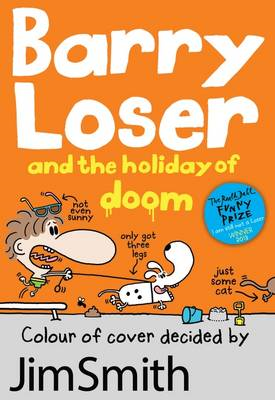 Barry Loser and the holiday of doom (BOK)