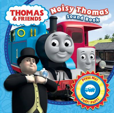 Thomas & Friends Noisy Thomas! Sound Book (BOK)