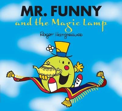 Mr Funny and the Magic Lamp (BOK)