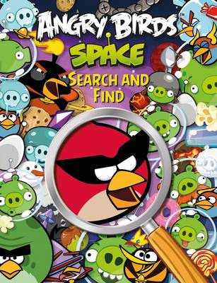 Angry Birds Space Search and Find Activity Book (BOK)