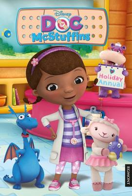 Disney DOC Mcstuffins Holiday Annual: 2014 (BOK)