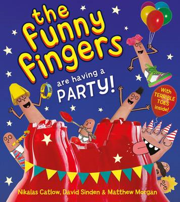 Funny Fingers are Having a Party (BOK)