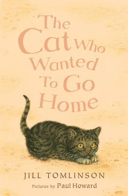 Cat Who Wanted to Go Home (BOK)