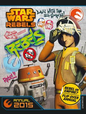 Star Wars Rebels Annual (BOK)