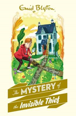 Mystery of the Invisible Thief (BOK)