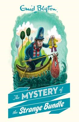 Mystery of the Strange Bundle (BOK)