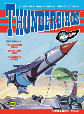 Thunderbirds Comic (BOK)
