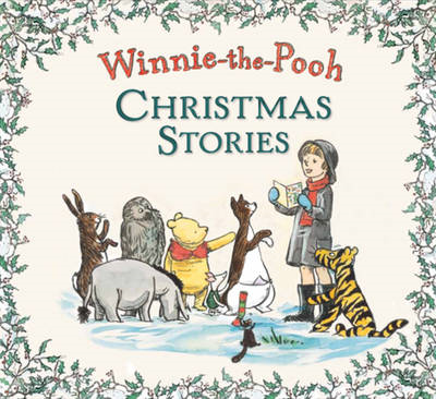 Winnie-the-Pooh: Christmas Stories (BOK)