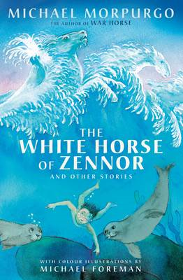 White Horse of Zennor (BOK)