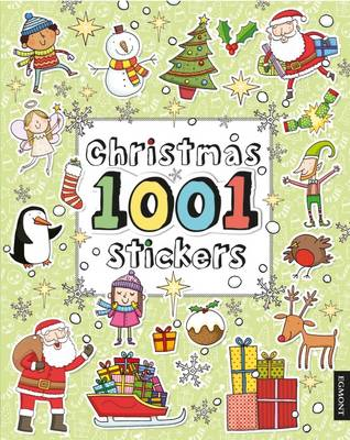 Christmas 1001 Stickers (BOK)