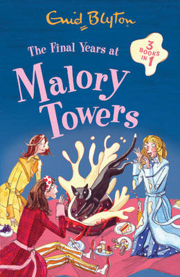 Final Years at Malory Towers (BOK)