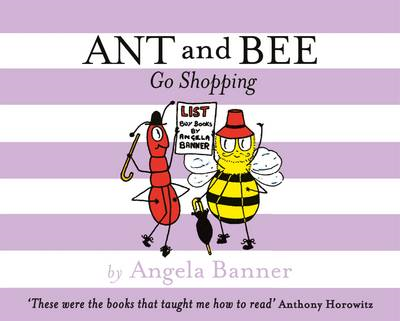 Ant and Bee Go Shopping (BOK)