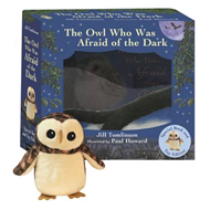 Owl Who Was Afraid of the Dark Book & Plush Set (BOK)